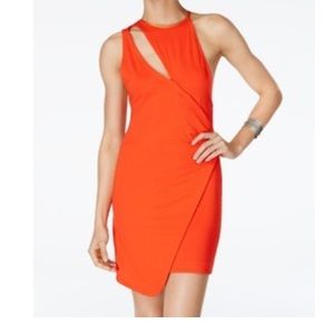 Free People 'Toast To That Cutout' Dress L Bodycon